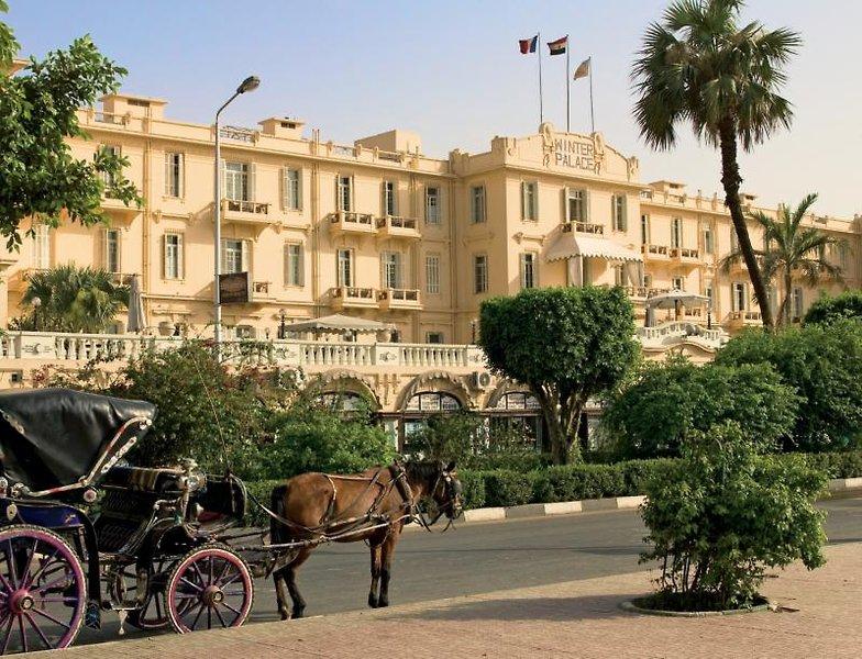 Sofitel Winter Palace LuxorAuߟenaufnahme
