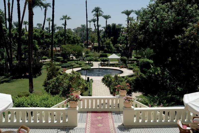 Sofitel Winter Palace LuxorLandschaft