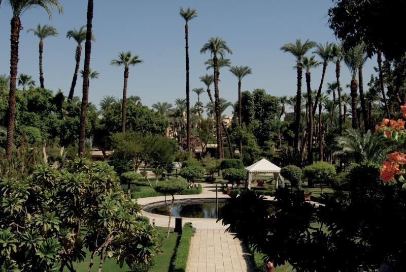 Sofitel Winter Palace LuxorGarten