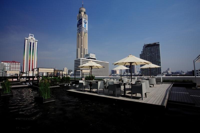 Centara Watergate Pavillion Hotel & SpaTerasse