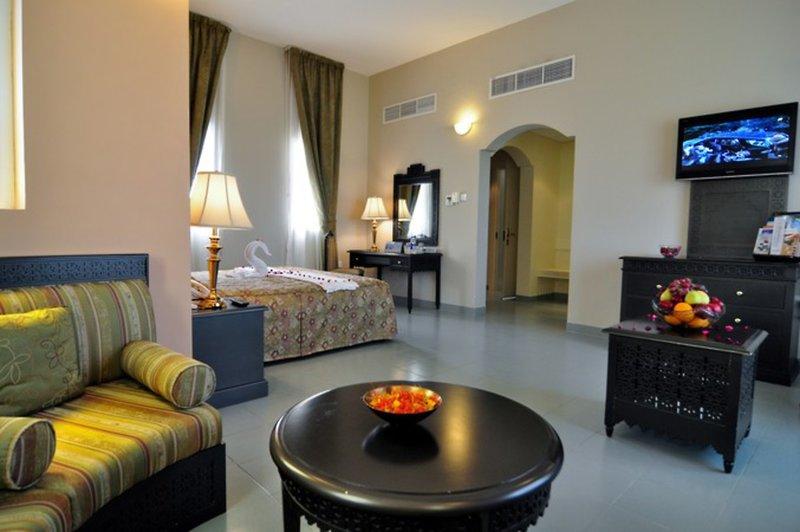 Masira Island Resort Lounge/Empfang