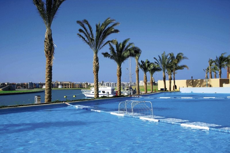 Marina Lodge at Port Ghalib Pool