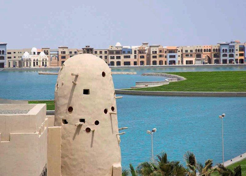 Marina Lodge at Port Ghalib Außenaufnahme