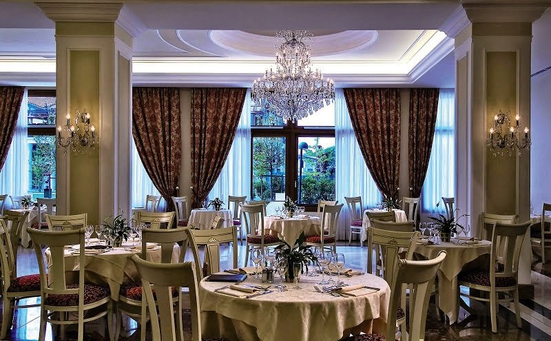 Terme All´Alba Restaurant