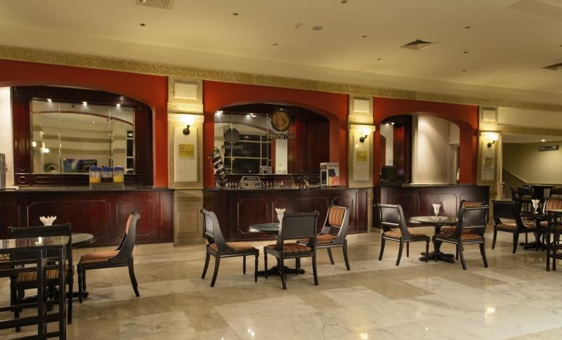 Sindbad Club Gesamtanlage Bar