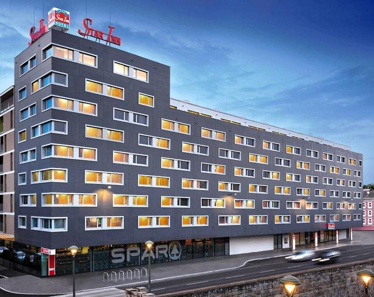 Star Inn Wien Schönbrunn, by Comfort Außenaufnahme