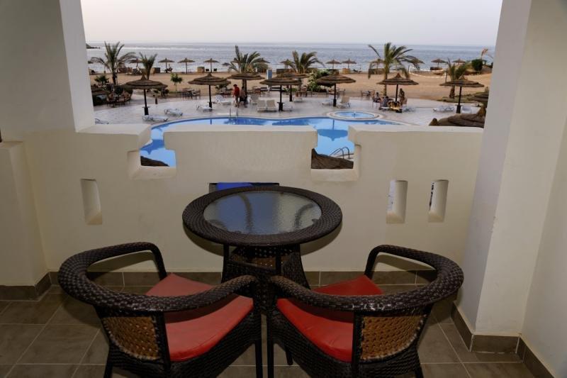 Coral Sun Beach Terrasse
