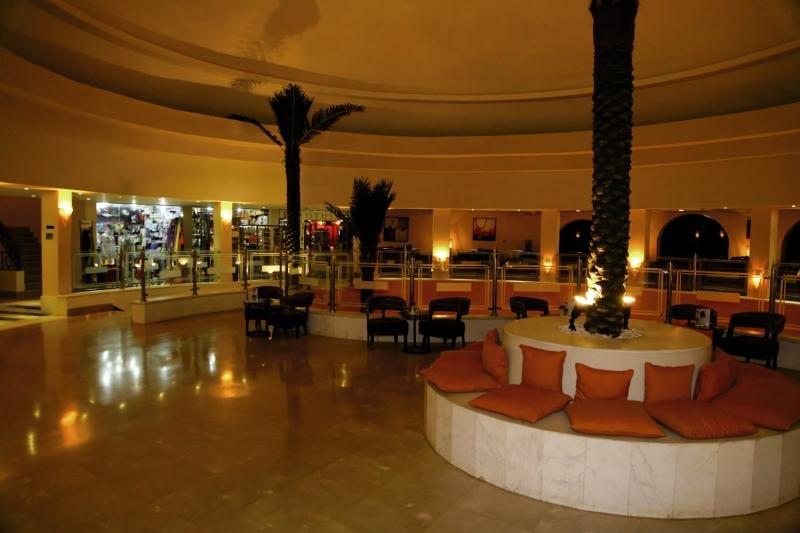 Coral Sun Beach Lounge/Empfang