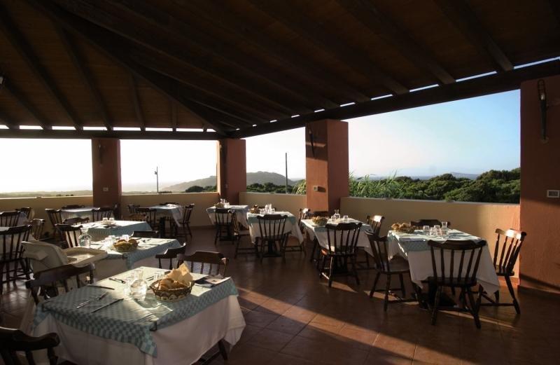 Club Esse Gallura Beach Village Restaurant