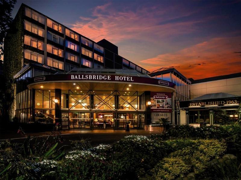 Ballsbridge Hotel Außenaufnahme