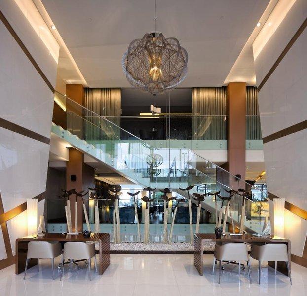 Epic Sana Lisboa Lounge/Empfang