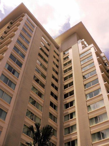 Courtyard by Marriott Bangkok Außenaufnahme