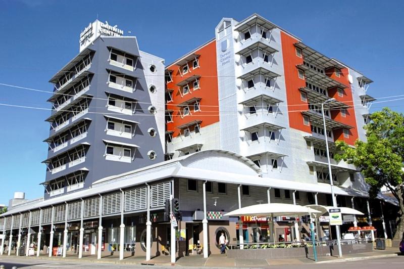 Rydges Darwin Central Außenaufnahme