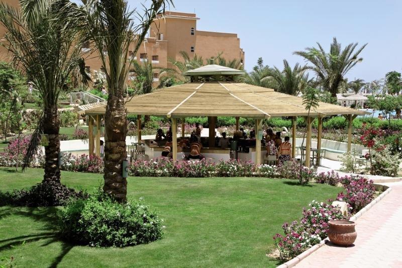 Three Corners Sunny Beach Resort Garten