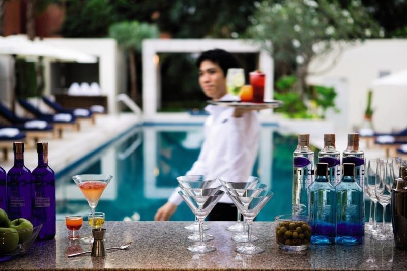 Courtyard by Marriott Bangkok Bar
