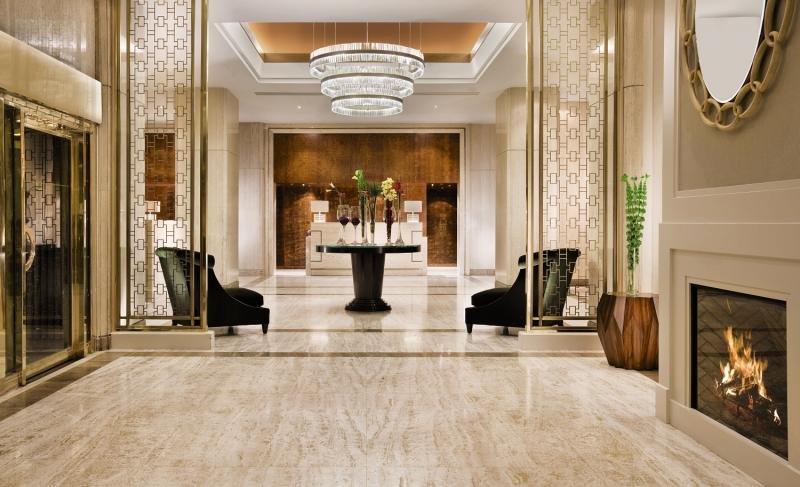 Omni Mont Royal Lounge/Empfang