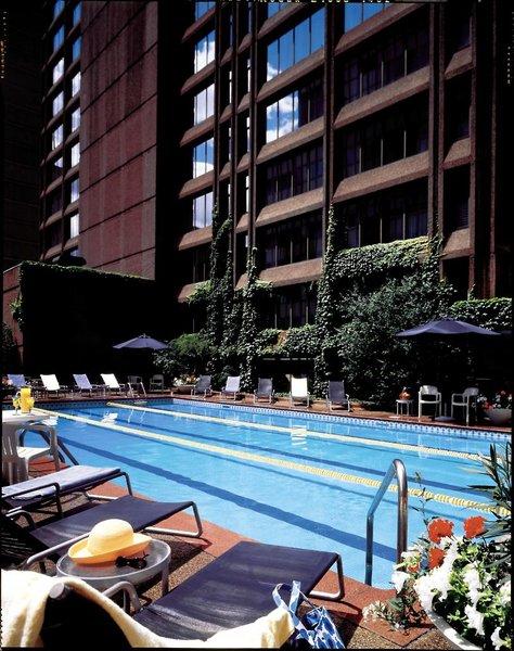 Omni Mont Royal Pool