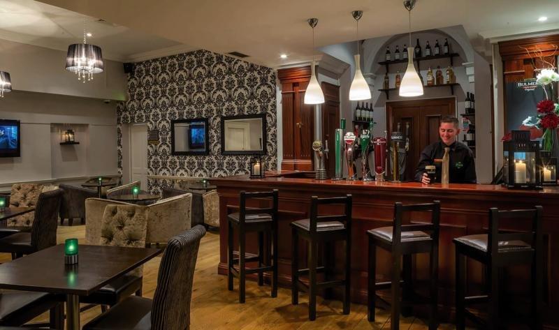 The Belvedere Bar
