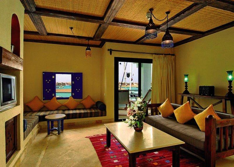 Marina Lodge at Port Ghalib Wohnbeispiel