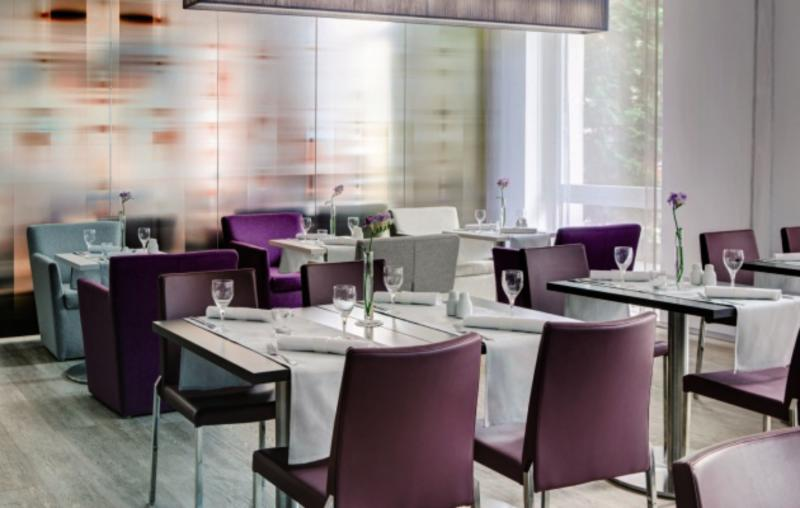 Intercity Rostock Restaurant