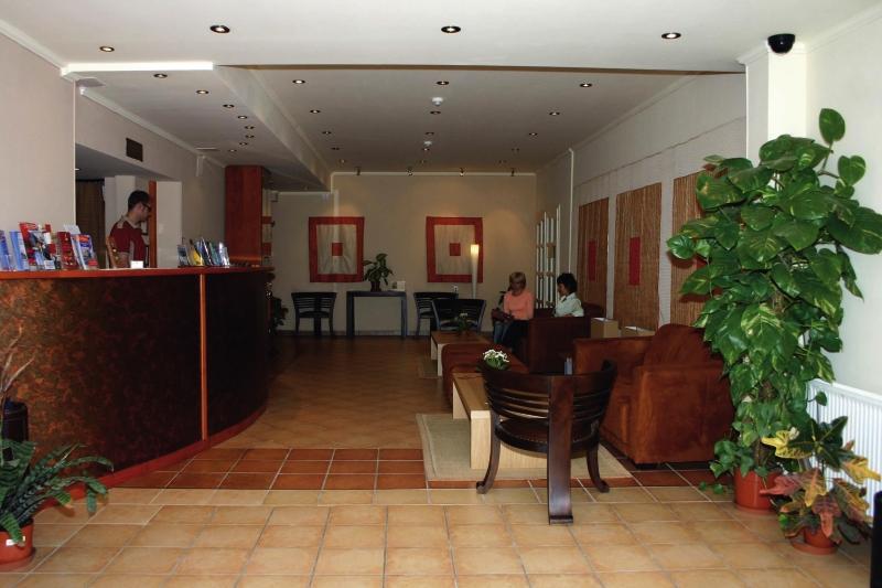 Alfa Art Lounge/Empfang