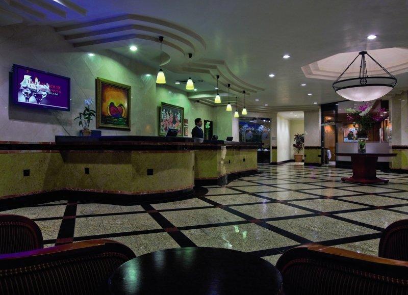 Crowne Plaza Panama Lounge/Empfang