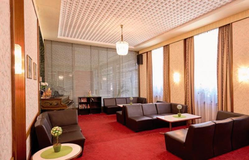 Mozart Lounge/Empfang