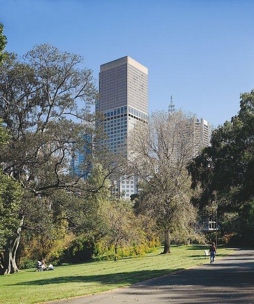 Sofitel Melbourne on Collins Außenaufnahme
