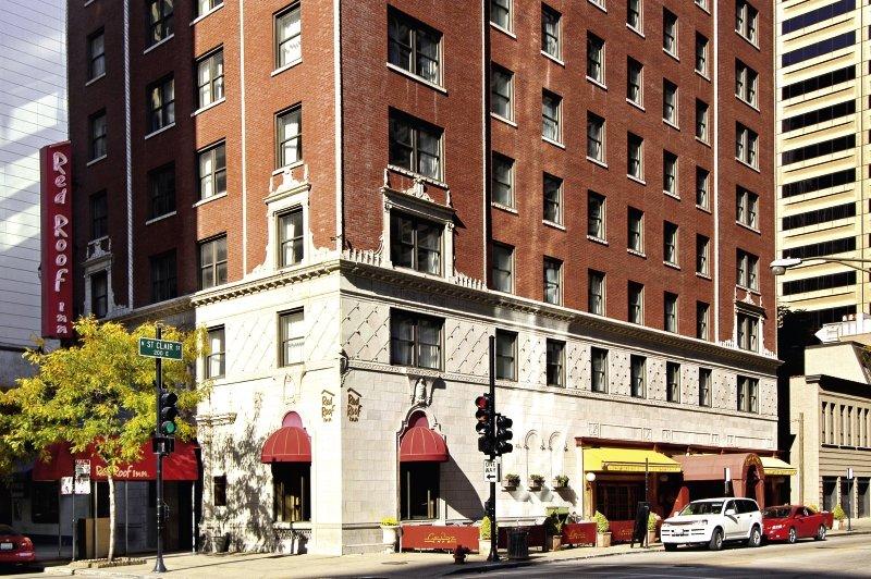 The St. Clair Hotel - a Red Collection Hotel Außenaufnahme