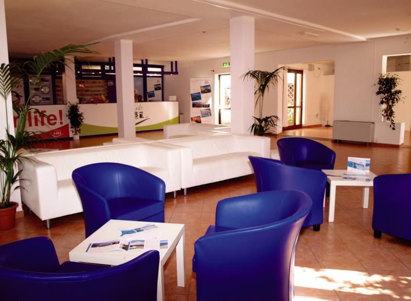 Club Esse Gallura Beach Village Lounge/Empfang