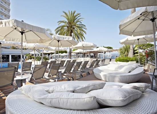 Son Matias Beach - Erwachsenenhotel Pool