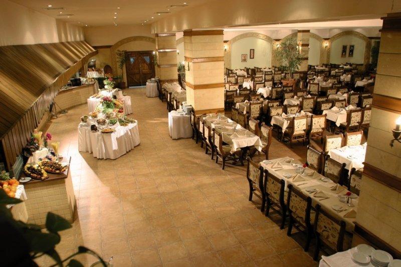 Sindbad Aqua Hotel & Spa Frühstücksraum