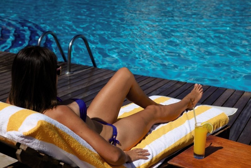 Sindbad Aqua Hotel & Spa Pool