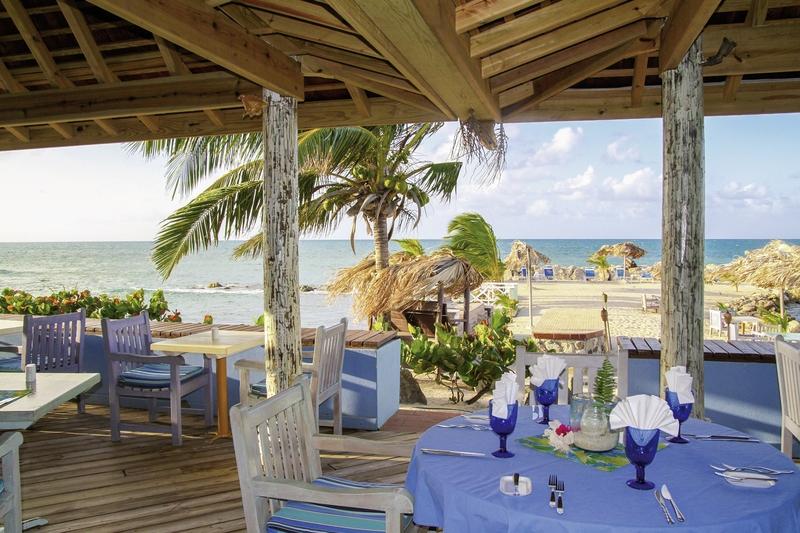 Ocean Point Resort & Spa Terrasse