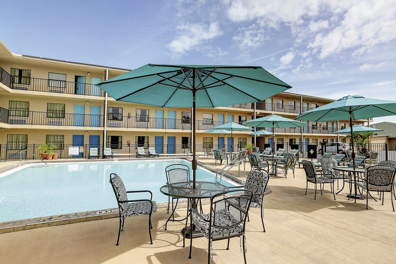 Seasons Florida Resort Terrasse