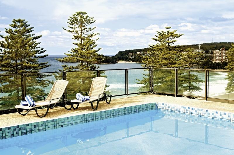 Novotel Manly Pacific Sydney Pool
