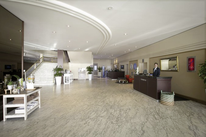 Novotel Manly Pacific Sydney Lounge/Empfang