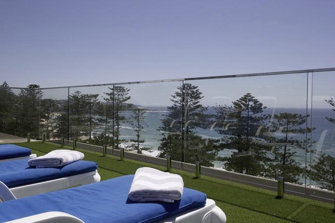 Novotel Manly Pacific Sydney Terrasse