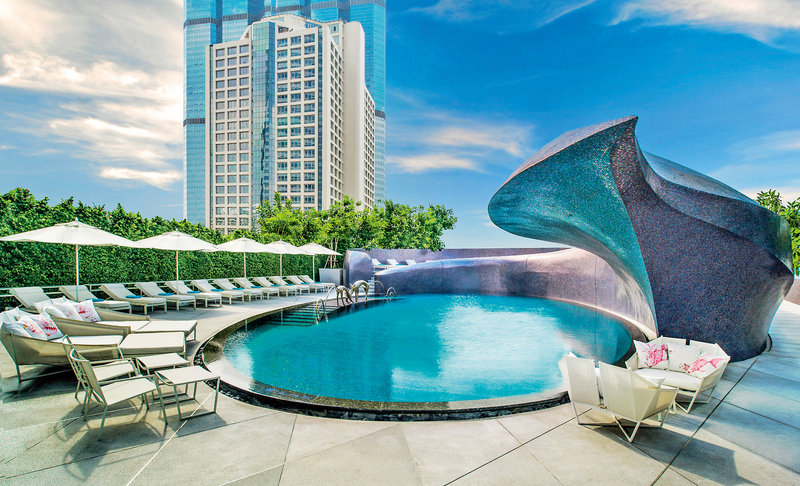 W Bangkok Pool