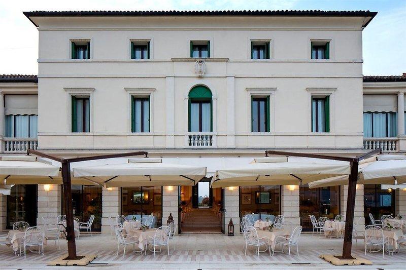 Villa Michelangelo Außenaufnahme