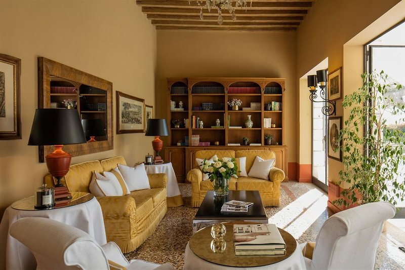 Villa Michelangelo Lounge/Empfang