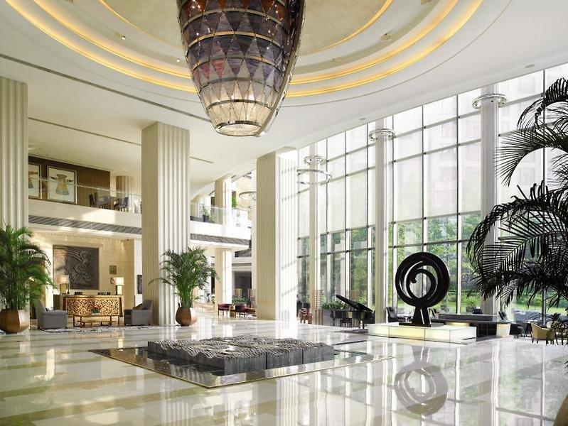 The Regent Beijing Lounge/Empfang