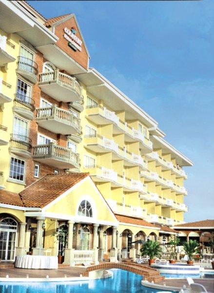 Radisson Hotel Panama Canal  Außenaufnahme