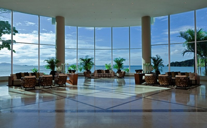 The Westin Playa Bonita Lounge/Empfang