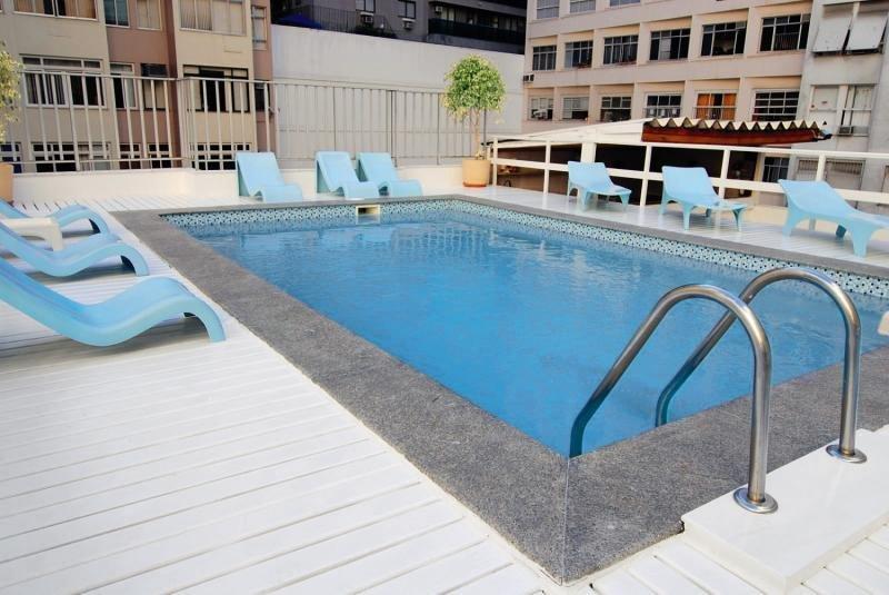 Astoria Copacabana Pool