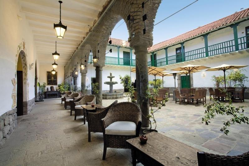 Casa Andina Premium Cusco Außenaufnahme