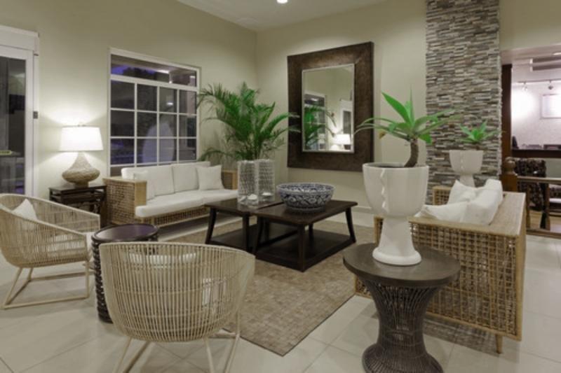 Radisson Hotel Panama Canal  Lounge/Empfang