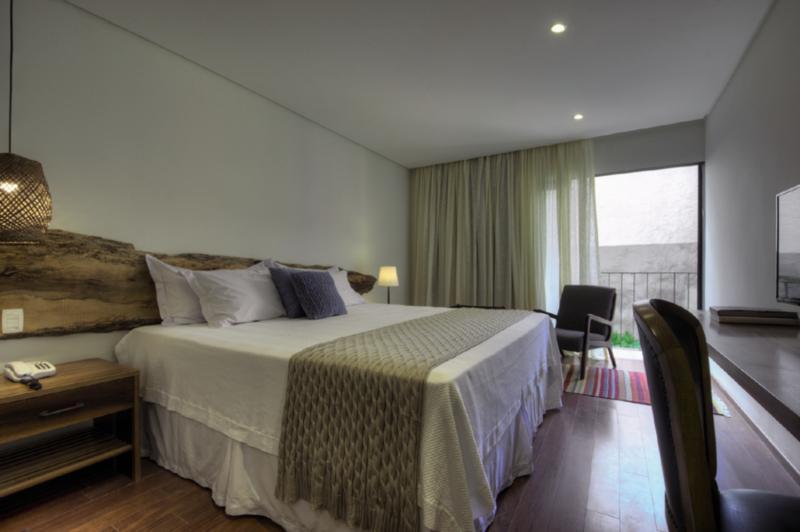 Hotel Villa Amazonia Wohnbeispiel