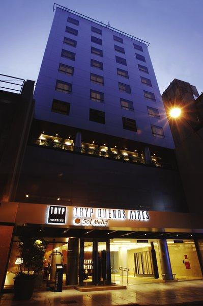 474 Buenos Aires Hotel  Außenaufnahme