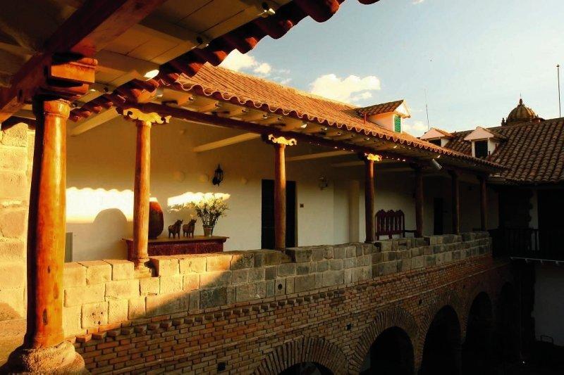 Casa Andina Premium Cusco Terrasse